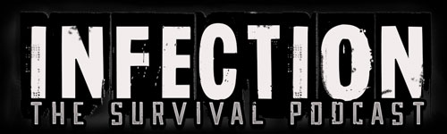 Infection – The SURVIVAL PODCAST Logo